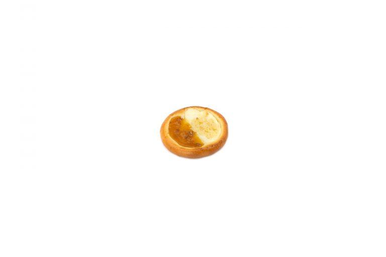 Koláč stvarohovo-meruňkovou náplní